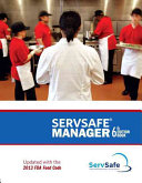 Servsafe Manager Revised with Online Exam Voucher Plus Myservsafelab with Pearson Etext    Access Card Package