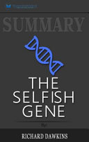 Summary of The Selfish Gene