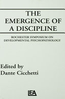 The Emergence of A Discipline