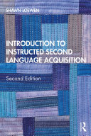 Introduction to Instructed Second Language Acquisition Pdf/ePub eBook