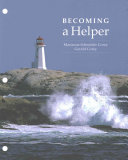 Becoming a Helper   Mindtap Counseling  1 term Access
