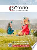Oman Business Finder Magazine