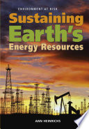 Sustaining Earth S Energy Resources