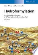 Hydroformylation Book