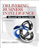 Cover of Delivering Business Intelligence with Microsoft SQL Server 2012 3/E