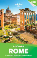 Lonely Planet Discover Rome 2017