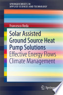 Solar Assisted Ground Source Heat Pump Solutions