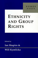 Ethnicity and Group Rights