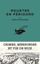 Meurtre en Périgord Pdf/ePub eBook