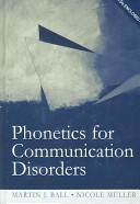 Phonetics For Communication Disorders Book PDF