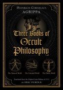 Three Books of Occult Philosophy