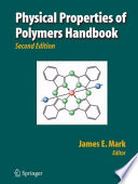 Physical Properties of Polymers Handbook Book