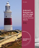 Anderson s Business Law and the Legal Environment Book