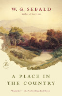 A Place in the Country Book PDF