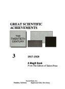 Great Scientific Achievements Book