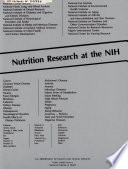 Nutrition Research at the NIH.