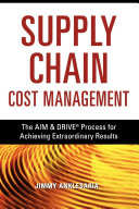 Supply Chain Cost Management