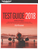 Pdf Airframe Test Guide 2018