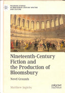 Nineteenth Century Fiction and the Production of Bloomsbury