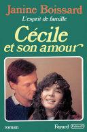 Pdf Cécile et son amour, L'esprit de famille Telecharger