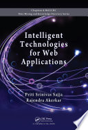Intelligent Technologies For Web Applications PDF