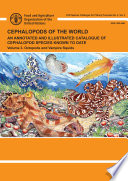 Cephalopods of the world  An annotated and illustrated catalogue of cephalopod species known to date