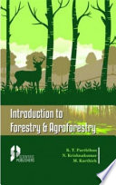 Introduction to Forestry   Agroforestry