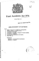 Fatal Accidents. Act 1976
