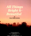 All Things Bright And Beautiful Pdf/ePub eBook