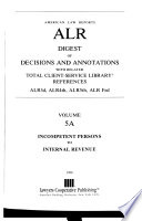 American Law Reports (ALR) Digest of Decisions and Annotations: Exchange to income taxes
