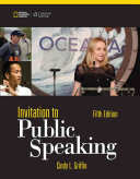 Invitation to Public Speaking + Mindtap Speech, 1 Term 6 Month Printed Access Card
