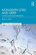 Non-Death Loss and Grief Pdf/ePub eBook