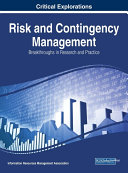 Risk and Contingency Management  Breakthroughs in Research and Practice