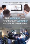 Telemedicine and Electronic Medicine Book