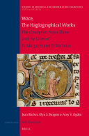 Wace, The Hagiographical Works