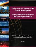 Temperature Trends in Lower Atmosphere