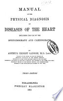 Manual of the Physical Diagnosis of Diseases of the Heart