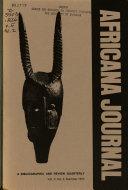 Africana Journal