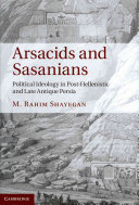 Arsacids and Sasanians