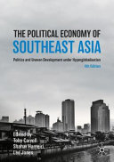 The Political Economy Of Southeast Asia