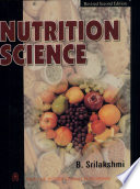 """Nutrition Science."" by B. Srilakshmi"