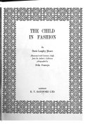 The Child in Fashion
