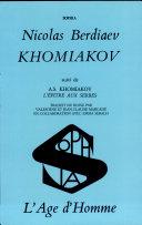 Khomi͡akov