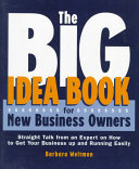 The Big Idea Book for New Business Owners
