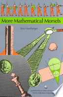 Cover of More Mathematical Morsels