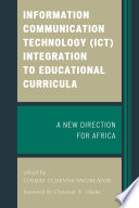 Information Communication Technology  ICT  Integration to Educational Curricula