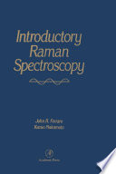 Introductory Raman Spectroscopy Book