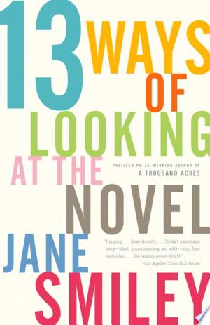 Download 13 Ways of Looking at the Novel Free Books - E-BOOK ONLINE