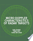 Micro-Doppler Characteristics of Radar Targets