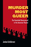Murder Most Queer